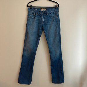 William Rast Jeans Billy Flare Medium Wash 30